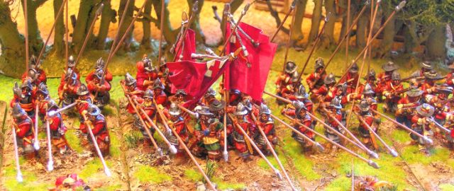 28mm English Civil War